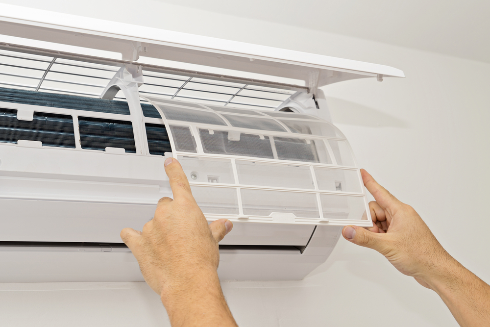 How to Make Your Air Conditioning in Sherman Hypoallergenic